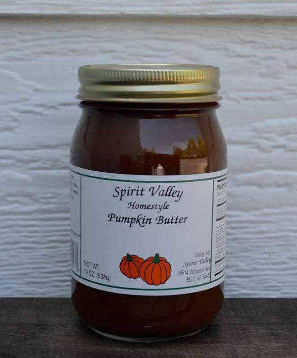 Pumpkin Butter Pint-0