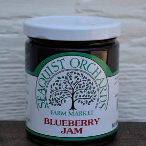 Blueberry Jam 1/2 pint-0