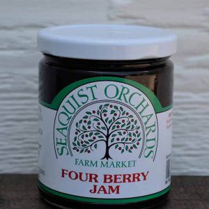 Four Berry Jam 1/2 pint-0