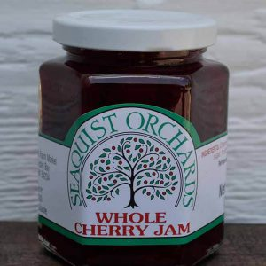 Whole Cherry Jam 12 oz-0