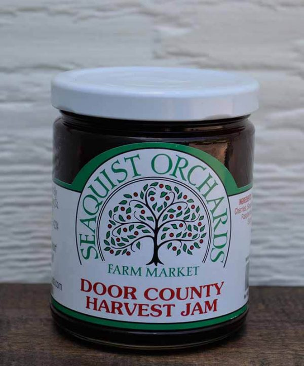 Door County Harvest Jam 1/2 pint-0