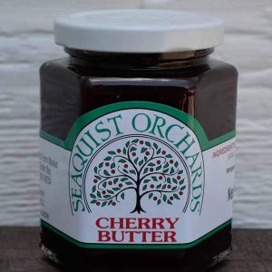 Cherry Butter 1/2 pint-0
