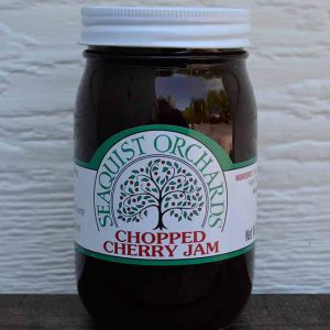 Chopped Cherry Jam Pint-0