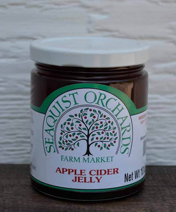 Apple Cider Jelly 1/2 pint-0
