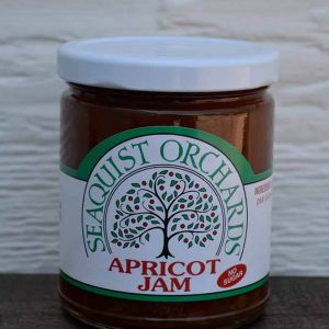 No Sugar Added Apricot Jam 1/2pint-0