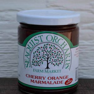 No Sugar Cherry Orange Marmalade 1/2 pint-0
