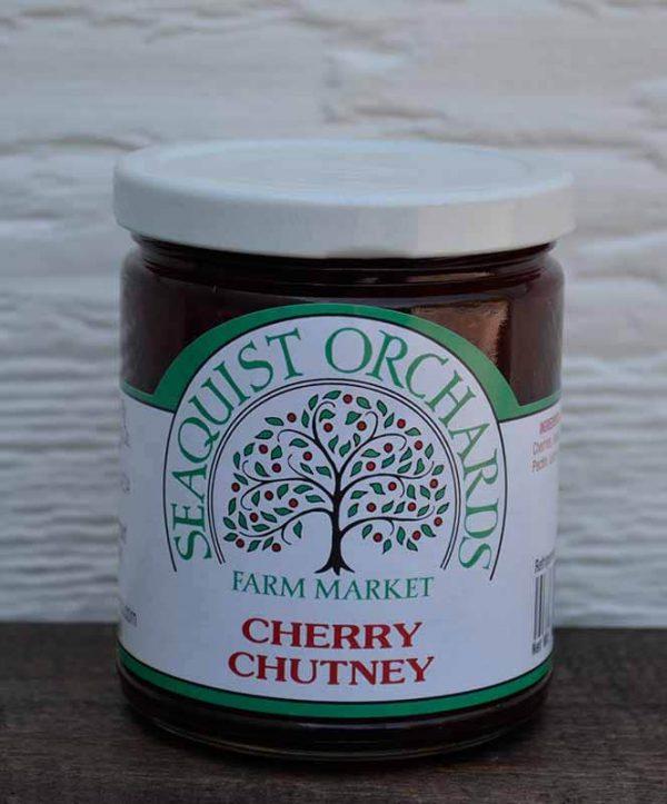 Cherry Chutney 1/2 pint-0