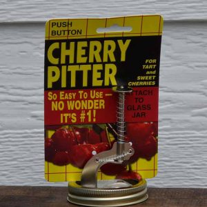 Push Button Cherry Pitter-0