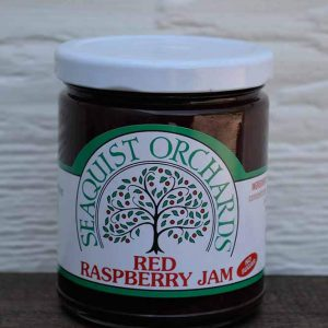 No Sugar Added Red Raspberry Jam 1/2 pint-0