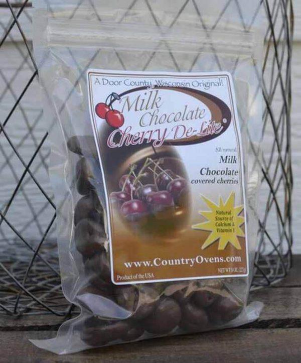8 oz. Milk Chocolate Cherries-0