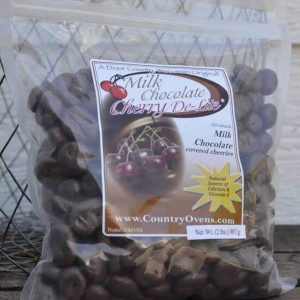 2 lb. Milk Chocolate Cherries-0