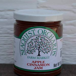 Apple Cinnamon Jam 1/2 pint-0