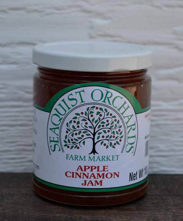 Apple Cinnamon Jam 1/2 pint-0