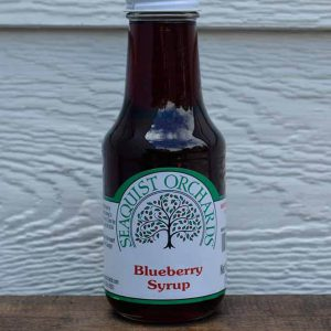 Blueberry Syrup 1/2 pint-0