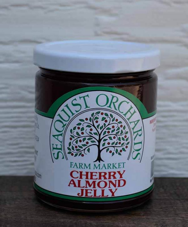Cherry Almond Jelly 1/2 pint-0