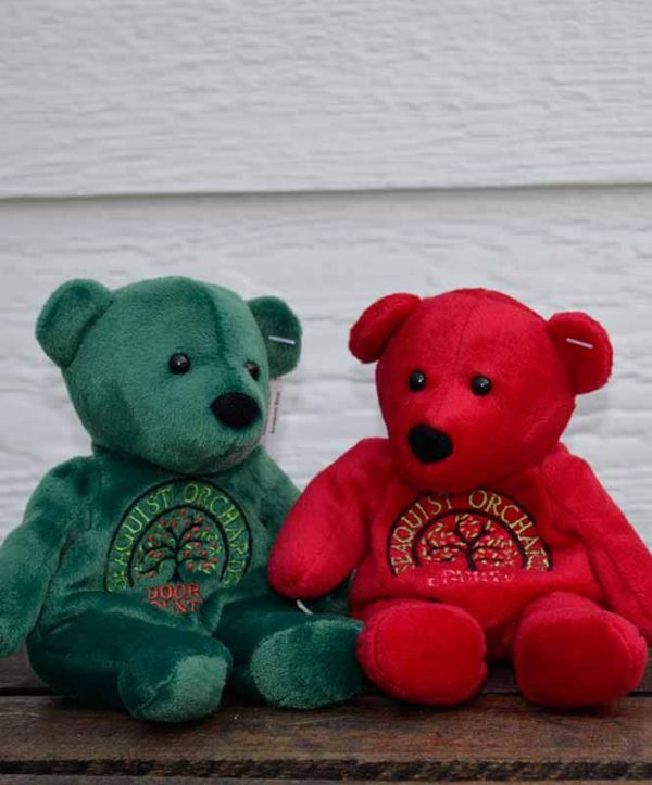 Seaquist Bear Green or Red-0