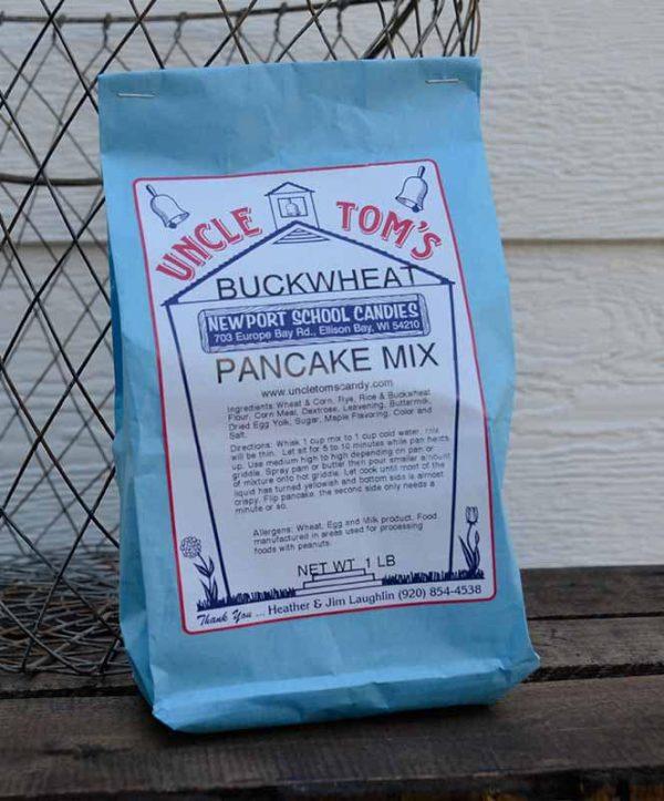 Buckwheat Pancake 1#-0