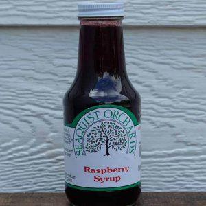 Raspberry Syrup 1/2 pint-0