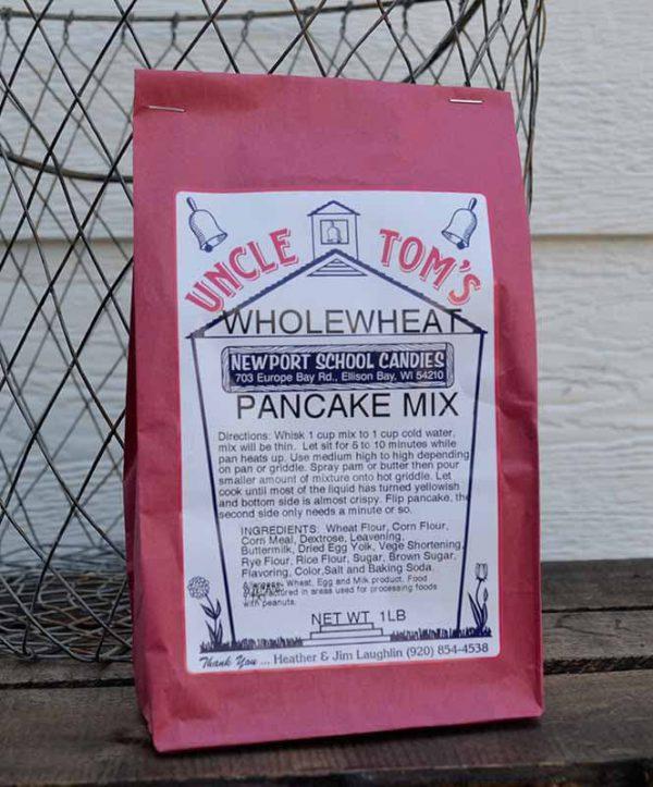 Whole Wheat Pancake 1#-0