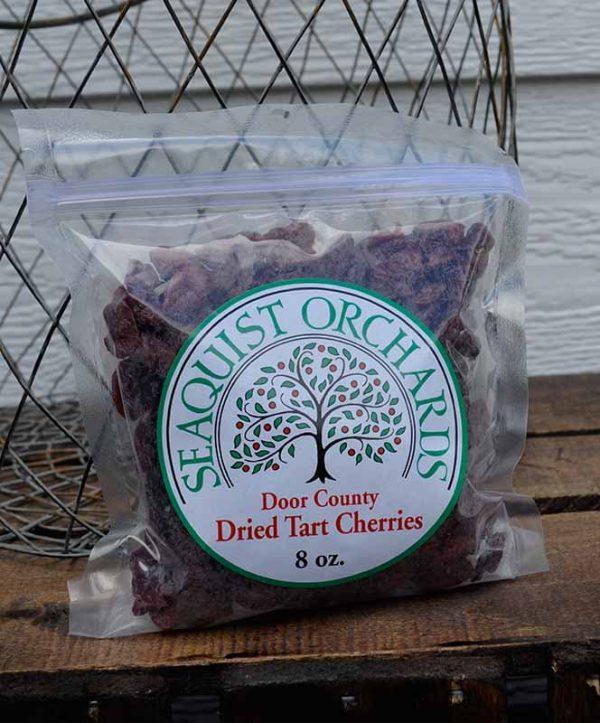 8 Oz. Dried Cherries-0