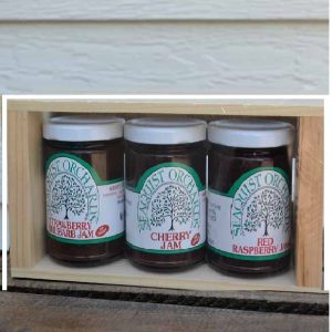 No Sugar Added Jam Gift Crate-0