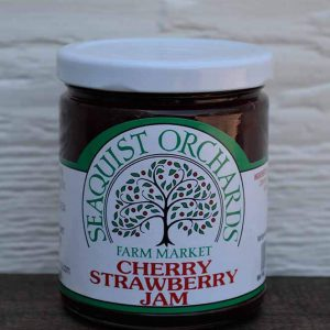 Cherry Strawberry Jam 1/2 pint-0