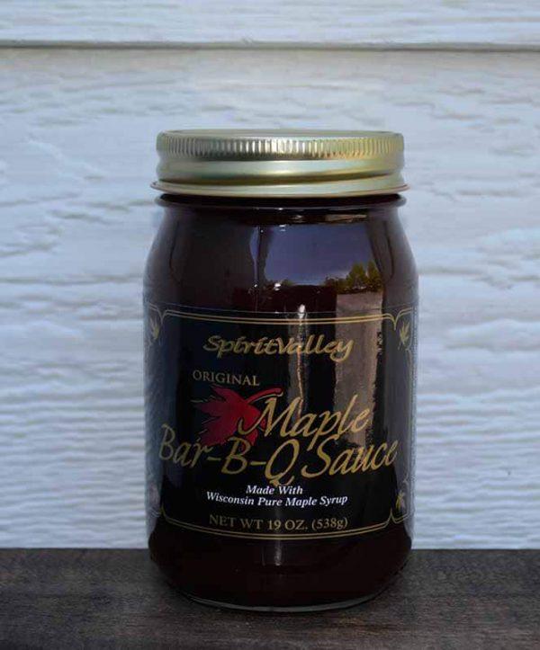Maple Bbq Sauce-0